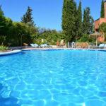 Hotel Alixares: Hotel en Granada Piscina Exterior al Aire Libre