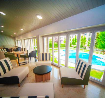 Hotel con piscina Jaca Gran Hotel de Jaca