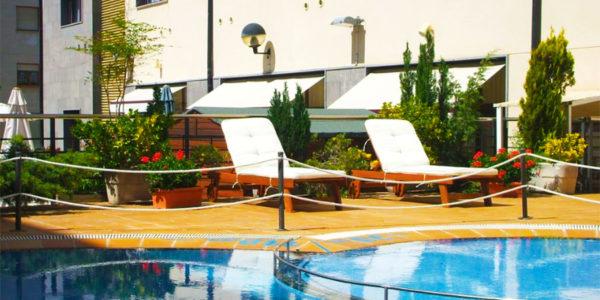 Hotel con piscina Jaca Hotel & Spa Real Jaca