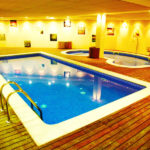 Hotel Silken Ciudad Gijón: Hotel en Oviedo Piscina Interior Climatizada