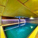 Hotel Silken Monumental Naranco: Hotel en Oviedo Piscina Cubierta