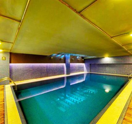Hotel con piscina Oviedo Silken Monumental Naranco