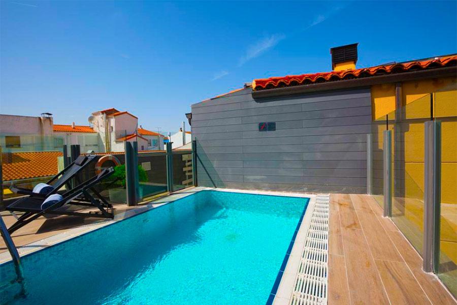 Hotel con piscina Salamanca Catalonia Plaza Mayor Salamanca