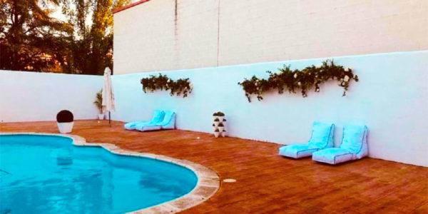 Hotel con piscin Salamanca Emperatriz III