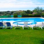 Estudio con Wifi y vistas al Campo de Golf de Salamanca: Alojamiento en Salamanca Piscina