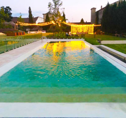 Hotel con piscina Salamanca Hospes Palacio San Esteban