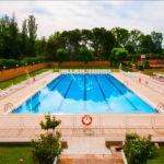 Hotel Regio: Hotel en Salamanca Piscina Exterior al Aire Libre