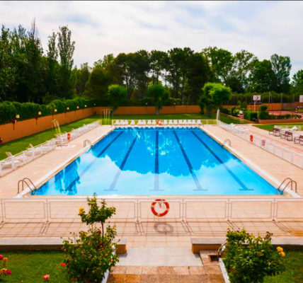 Hotel con piscina Salamanca Hotel Regio