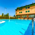 Sercotel Horus Salamanca: Hotel en Salamanca Piscina al Aire Libre