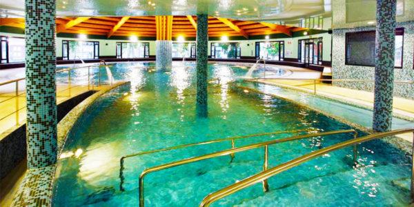 Hotel con piscina santander Castilla Termal Balneario Solares