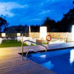 Costa Esmeralda Suites: Hotel en Santander Piscina al Aire Libre