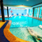 Hotel Spa Milagros Golf: Hotel en Santander Piscina Cubierta