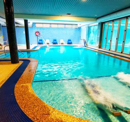 Hotel con piscina Santander Hotel Spa Milagros Golf