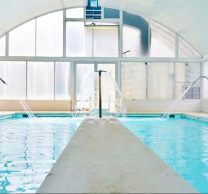 Hotel con piscina Santander Hotel Termas de Liérganes
