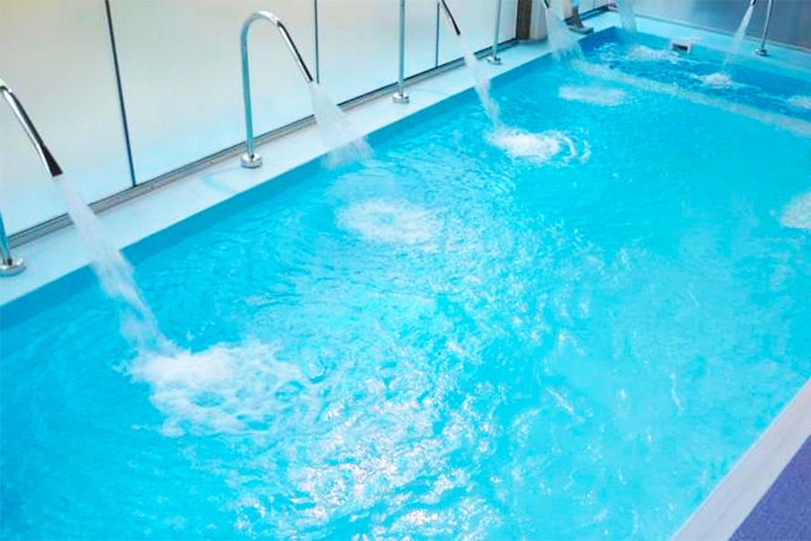 Hotel con piscina Santander Sercotel Hotel Palacio del Mar