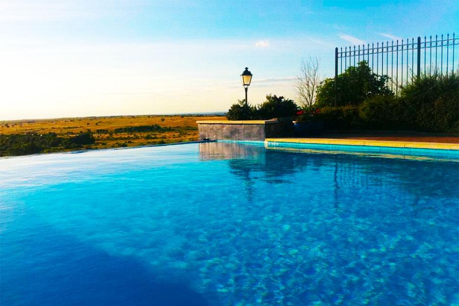 Hotel con piscina Segovia Hotel El Rancho