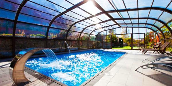 Hotel con piscina Segovia Luces del Poniente