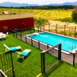 Miradiez: Hotel en Segovia Piscina Exterior al Aire Libre