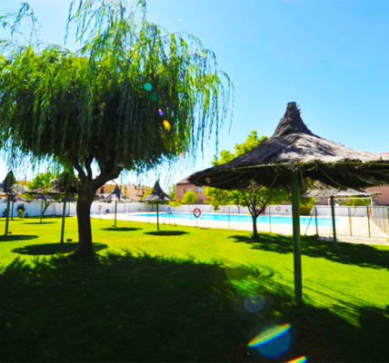 Hotel con piscina Segovia Puerta de Segovia
