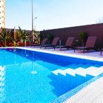 Hotel Catalonia Hispalis: Hotel en Sevilla Piscina al Aire Libre