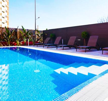 hotel con piscina sevilla Catalonia Hispalis