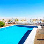 Hotel Catalonia Santa Justa: Hotel en Sevilla Piscina en Azotea