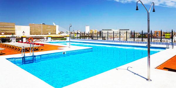 hotel con piscina sevilla Exe Sevilla Macarena