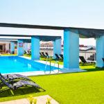 Hotel NH Sevilla Plaza de Armas: Hotel en Sevilla Piscina en la Azotea