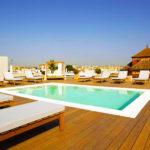 Hotel Zenit Sevilla: Hotel en Sevilla Piscina Exterior en la Azotea
