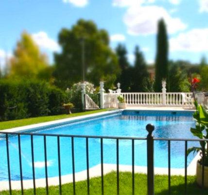 Hotel con Piscina Toledo Casa exclusiva en Toledo