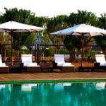 Eurostars Palacio Buenavista: Hotel en Toledo Piscina al Aire Libre