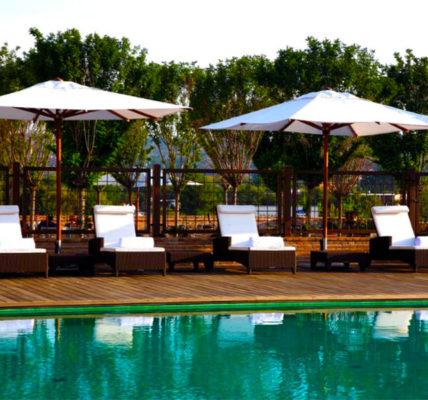 Hotel con piscina Toledo Eurostars Palacio Buenavista