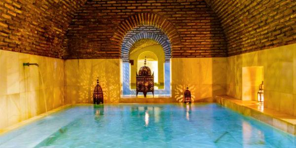 Hotel con piscina Toledo Riad Medina Mudejar
