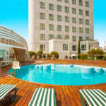 Sercotel Sorolla Palace: Hotel en Valencia Piscina Cubierta y Piscina Exterior