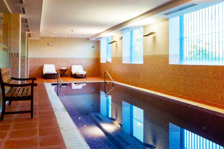 Hotel con piscina Valladolid AC Hotel Palacio de Santa Ana