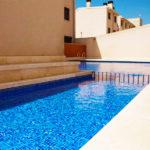 Apartamento Moderno: Alojamiento en Valladolid Piscina al Aire Libre