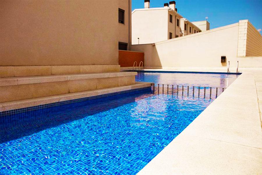 Hotel con piscina Valladolid Apartamento Moderno