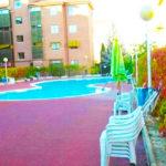 Confortable y luminoso apartamento: Alojamiento en Valladolid Piscina Exterior