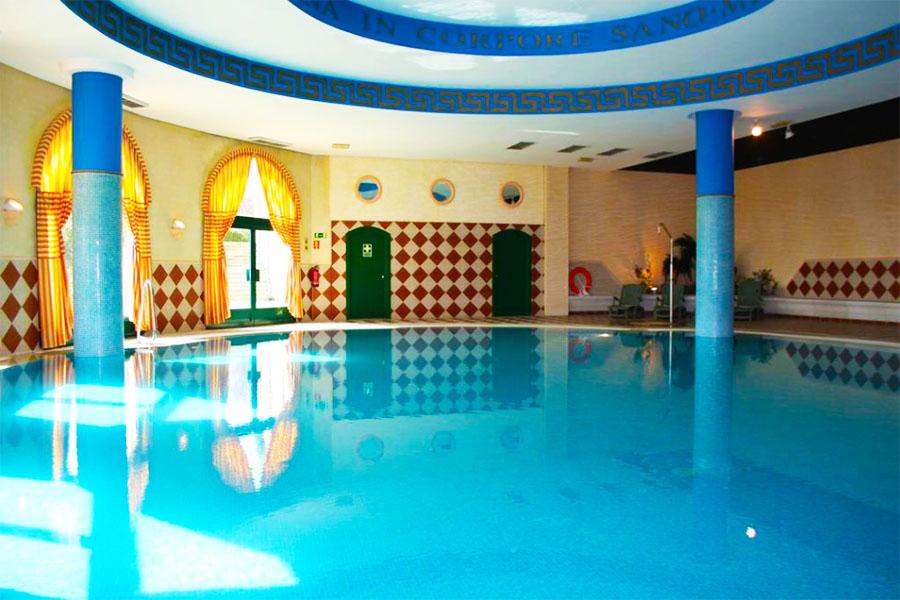 Hotel con piscina Valladolid Hotel La Vega