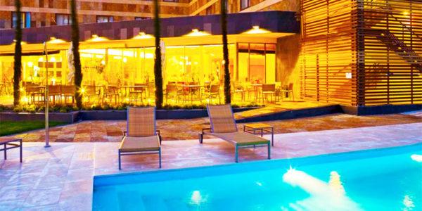 Hotel con piscina Valladolid Sercotel Valladolid