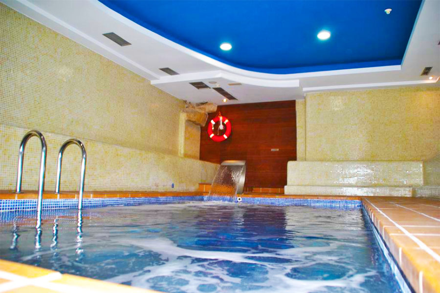 Hotel con piscina Vigo Hotel Junquera