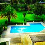 Hotel Pazo Los Escudos Spa & Beach: Hotel en Vigo Piscina Exterior Aire Libre