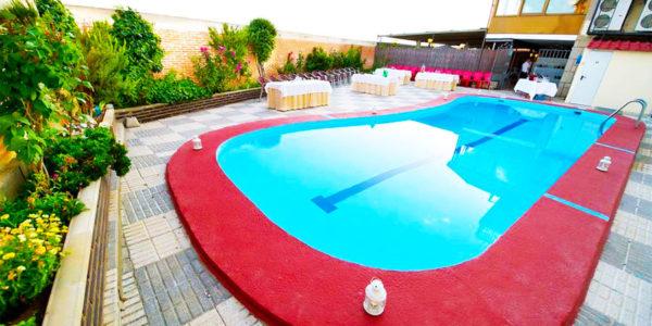 Hotel con piscina zamora Hotel Juan II