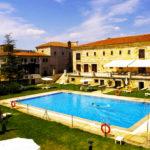 Hotel Parador de Zamora: Hotel en Zamora Piscina al Aire Libre