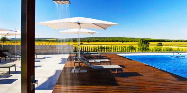 Hotel con piscina Zamora Valbusenda Hotel Bodega & Spa