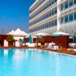 Hotel Hiberus: Hotel en Zaragoza Piscina Exterior al Aire Libre