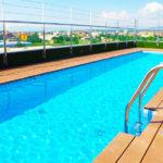 DoubleTree by Hilton Girona: Hotel en Girona Piscina con Vistas