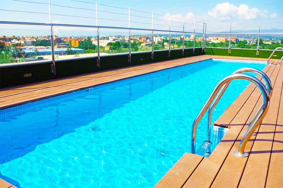 Hotel Girona con piscina DoubleTree by Hilton Girona