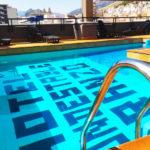 Hotel Condestable Iranzo: Hotel en Jaén Piscina en la Azotea