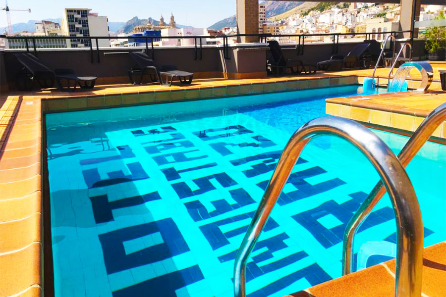Hotel Jaen con Piscina Hotel Condestable Iranzo